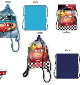 Disney Cars pakket ZELF samenstellen - Cars gymtas 37,5 x 31,5 cm