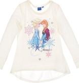 Disney Frozen Elsa / Anna shirt - lange mouw maat 104, 110, 116, 128