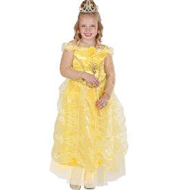 Widmann Prinsessenjurk - Sunshine Princess + Tiara