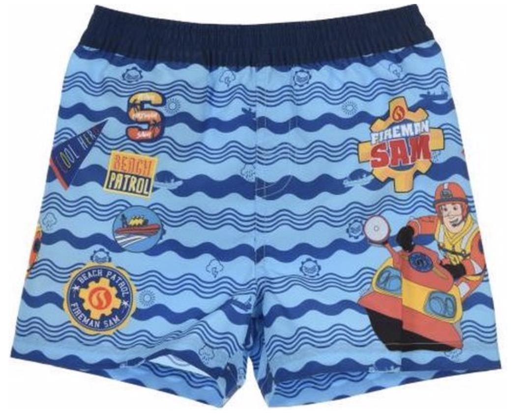 Brandweerman Sam Brandweerman Sam zwemboxer 98, 104, 110, 116