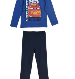Disney Cars pyjamaset - rood / blauw