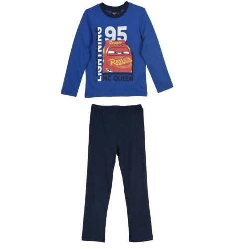 Disney Cars pyjamaset blauw - 98 - 3 jaar