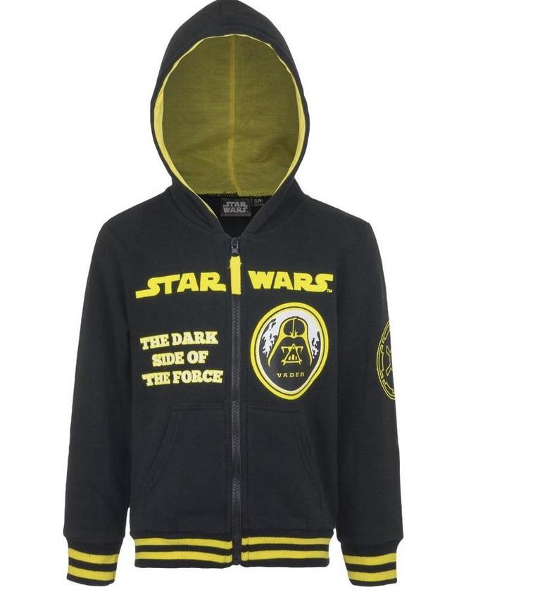Disney Star Wars vest  - 3 kleuren maat 98/104