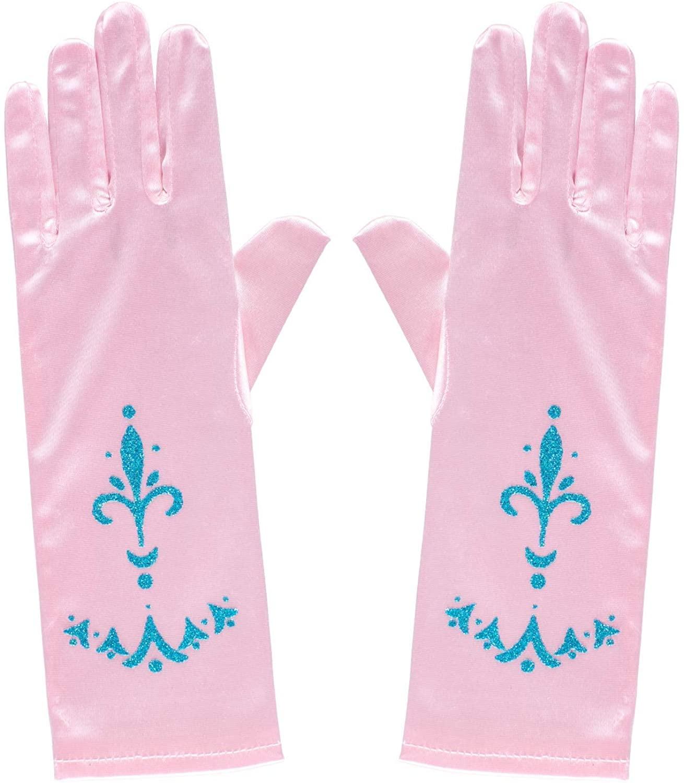 Elsa / Anna schoenen - Prinsessen schoenen - Verkleedschoenen - GRATIS Haarband / Diadeem maat 25, 26, 27, 28, 29, 30, 31, 32, 33, 34, 35, 36, 37