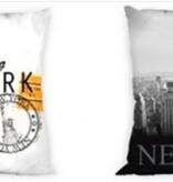 Sierkussen New York (40x40)