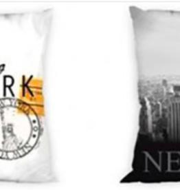 Sierkussen New York 40 x 40 cm