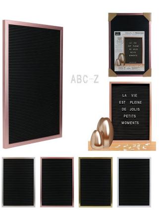 Schrijfbord (30x45 cm)