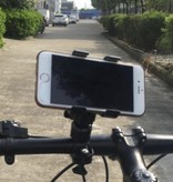 Benson Benson - Telefoonhouder fiets - Universeel - tot 6.3 Inch - Zwart - Fietshouder