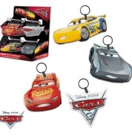 Cars  Cars 8 x led sleutelhanger - assorti -  uitdeelkadootjes