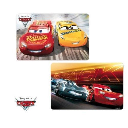 Cars  Cars 8 x sleutelhanger - assorti -  uitdeelkadootjes