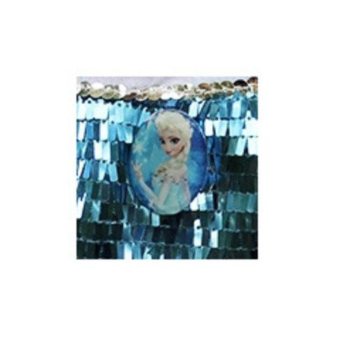 Frozen 8 x Elsa broche- uitdeelkadootjes