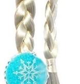 Frozen Elsa / Anna diadeem - haarvlecht