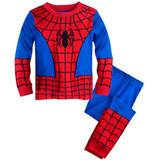Spiderman verkleedpak - verkleedkleding kind maat 110/116, 116/122, 122/128