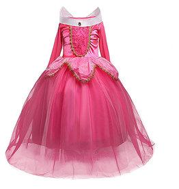 Aurora prinsessenjurk - luxe - ROZE