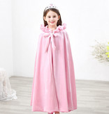 Het Betere Merk Frozen Elsa Deluxe Birthday roze prinsessen jurk 104/110, 110/116, 122/128, 134/140, 146/152