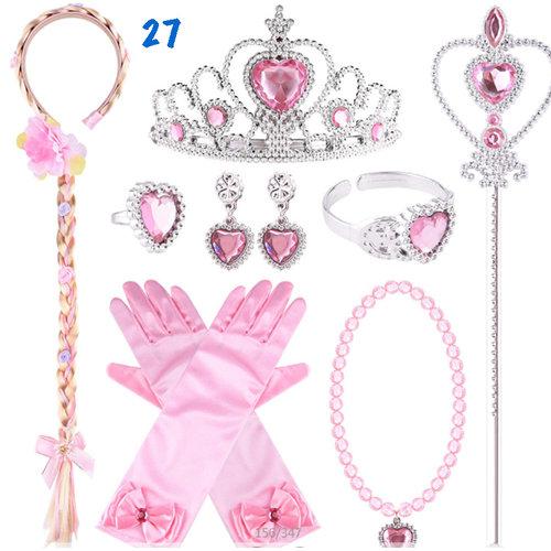Het Betere Merk Unicorn Jurk - Eenhoorn Jurk - Verkleedkleding Kind - Prinsessen Jurk | Geel maat 98/104, 110, 116/122, 128/134, 140
