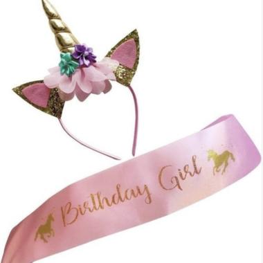 Versiering / Verjaardag /Uitdeelkadootjes