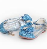 Het Betere Merk Elsa / Anna schoenen - Prinsessen schoenen - Verkleedschoenen | Blauw + Toverstaf + Kroon  maat 26, 27, 28, 29, 30, 31, 32, 33, 34, 35 - MAAK UW KEUZE  STAF + KROON