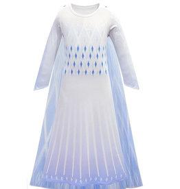 Frozen 2 Elsa verkleedjurk - cape