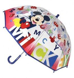 Disney Mickey Mouse Paraplu - 66  cm