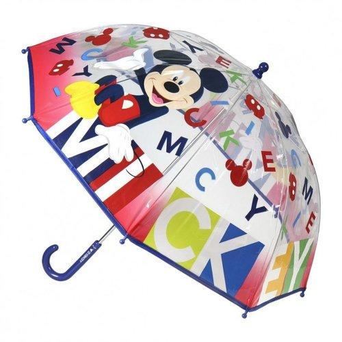 Disney Frozen Paraplu - 65 cm - Gratis 5-delig Schoolset    - Copy