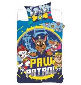 Paw Patrol Paw Patrol Ledikant dekbedovertrek 100x135 cm