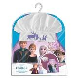 Disney Frozen Keukenset - Kookset - Schort / Muts  - Gratis 5-delig Schoolset