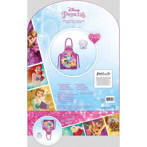 Disney Princess Keukenset - Kookset - Schort / Muts  - Gratis Etui