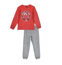 Disney Cars pyjama coral fleece + gratis cars gymtas