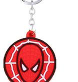 spiderman Spiderman 3 paar sokken maat 27/30, 31/34 + Hanger