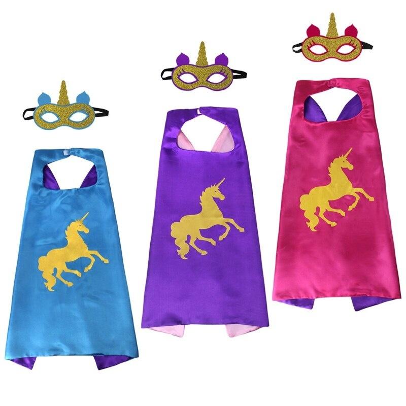 Unicorn 5 x sleutelhanger - assorti - verjaardag - grabbelton cadeautje