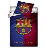 FC Barcelona Dekbedovertrek 140 x 200 cm  + Gratis Star Wars Sjaal