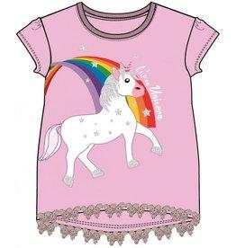 Unicorn Roze Shirt