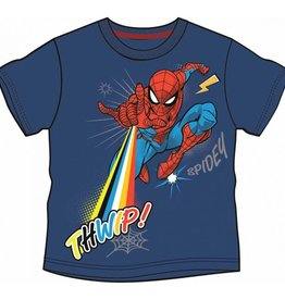 spiderman Spiderman shirt met korte mouw + Hanger