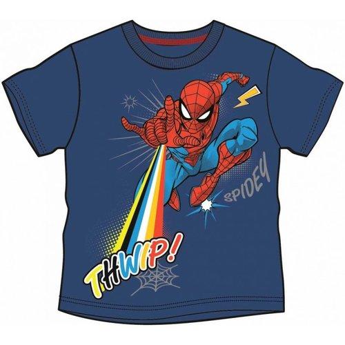 spiderman Spiderman shirt met korte mouw + Hanger maat 92, 98, 110, 116, 122