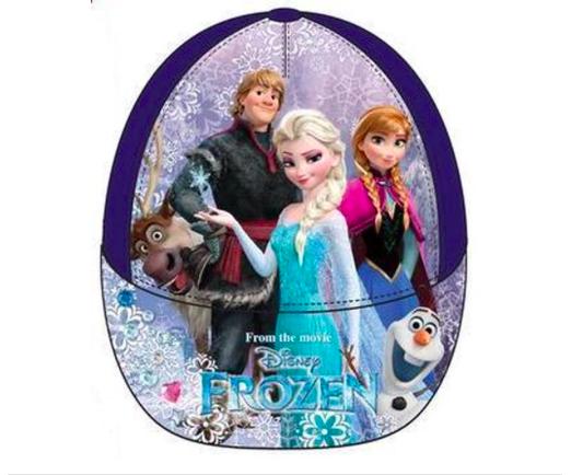 Disney Frozen Elsa Anna cap / pet - maat 52, 54