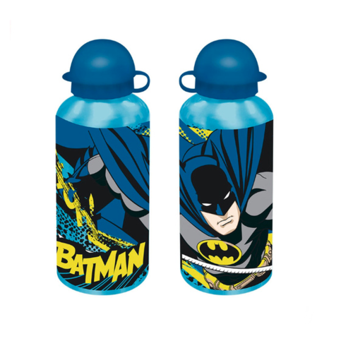 Batman Batman Bidon - aluminium - waterfles - 500 ml
