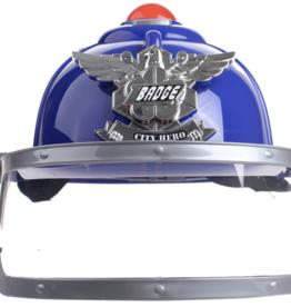 Toi-Toys POLICE Politiehelm met visier