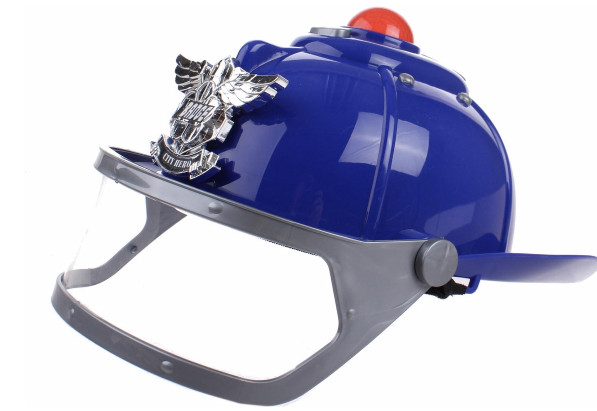 Toi-Toys Toi-toys Politiehelm Met Licht En Geluid Blauw 25 Cm