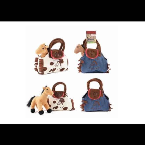 Toi-Toys Toi Toys Paard in handtas