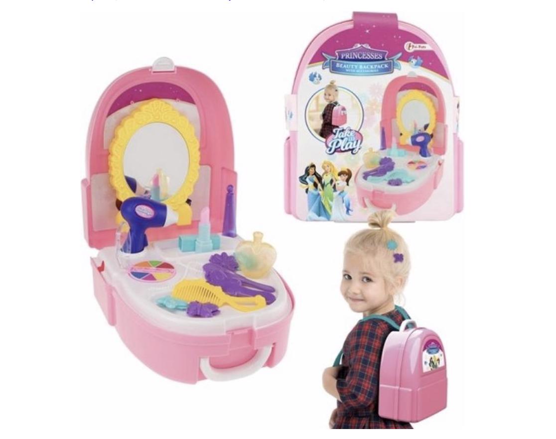 Toi-Toys Toi-toys Beautyset In Rugzak 19-delig
