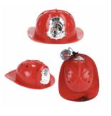 Toi-Toys Brandweerman helm rood