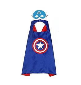 Captain America cape + masker