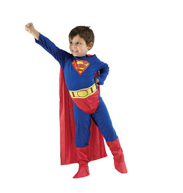 Superman verkleedpak jumpsuit