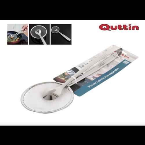 Quttin Quttin - keukentang met afdruiprek - zeef