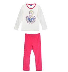 Disney Frozen pyjama coral fleece  - off-white