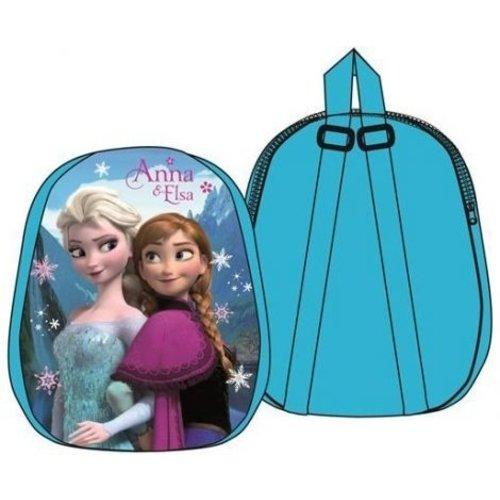 Disney Frozen 2  Dekbedovertrek + gratis Frozen rugzak  - 140 x 200 cm