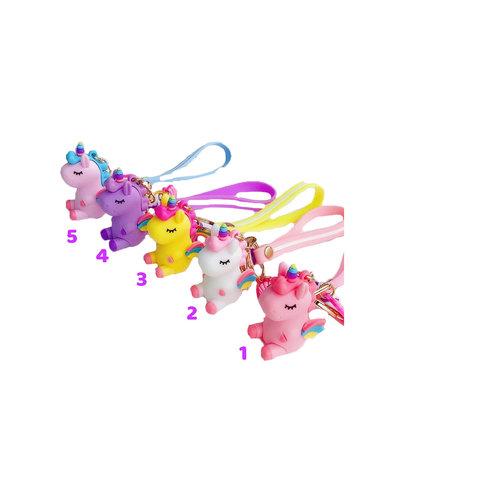 Het Betere Merk Unicorn Jurk - Eenhoorn Jurk - Gratis Haarband, Vleugels -  12 Roosjes - Verkleedkleding Kind 104/110, 116/122, 128/134, 140/152