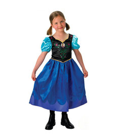 Disney Frozen Anna jurk  korte mouw