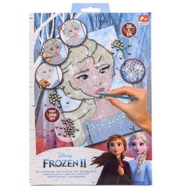 Disney Frozen Pailletten Kunst